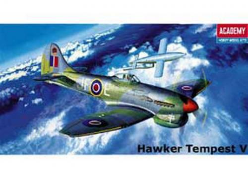 01669 Academy Hawker Tempest V (1:72)