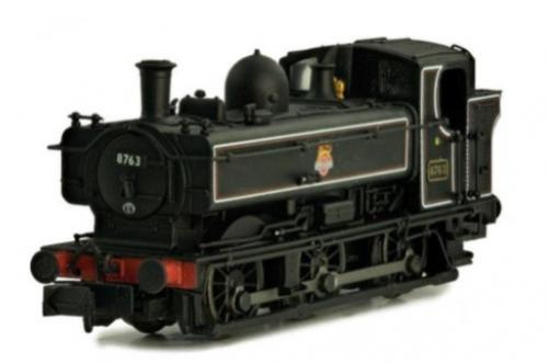 2S-007-024 Dapol Pannier Early Cab 5742 BR Early Black
