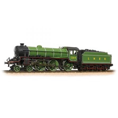 31-717 Bachmann LNER B1 1264 LNER Lined Green (Revised)