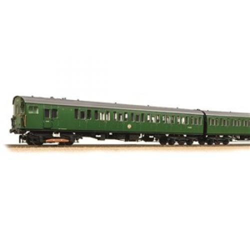 31-379 Bachmann 2EPB 2 Car EMU BR Green Small Yellow Panel