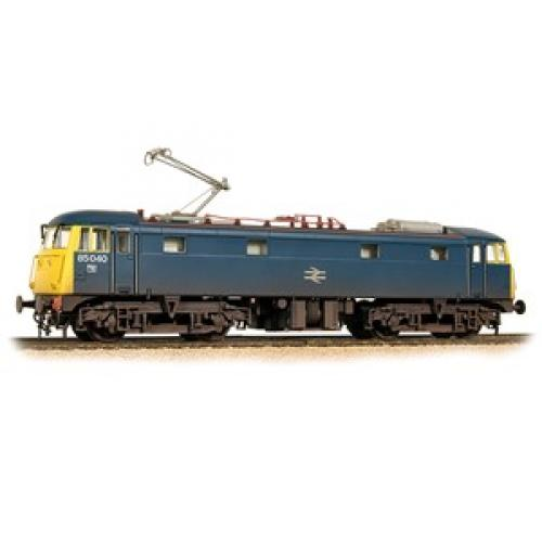 31-678A Bachmann Class 85 BR Blue 85040-Weathered