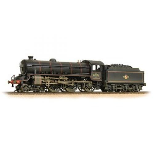 31-716A Bachmann Class B1 BR Black Late Crest (weathered)