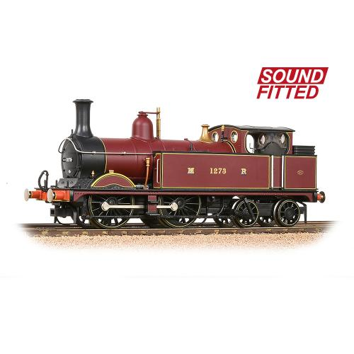 31-740SF Bachmann MR 1532 (1P) Tank 1273 Midland Crimson Lake