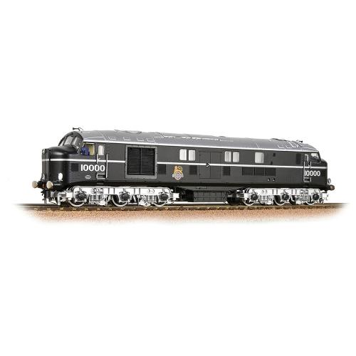 31-999 Bachmann LMS 10000 BR Black (Early Emblem)