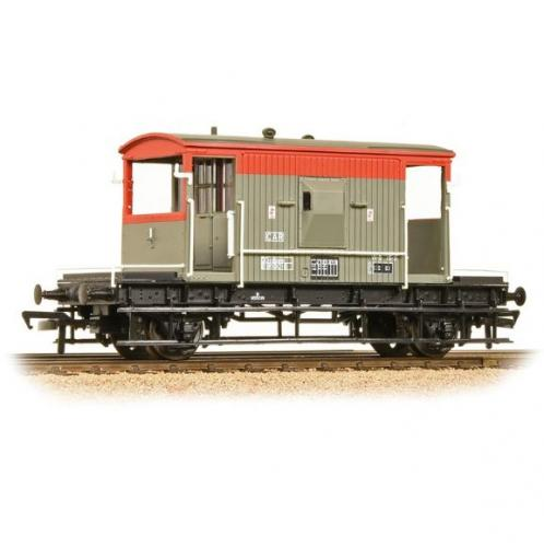 37-535C Bachmann 20T Brake Van - BR Railfreight