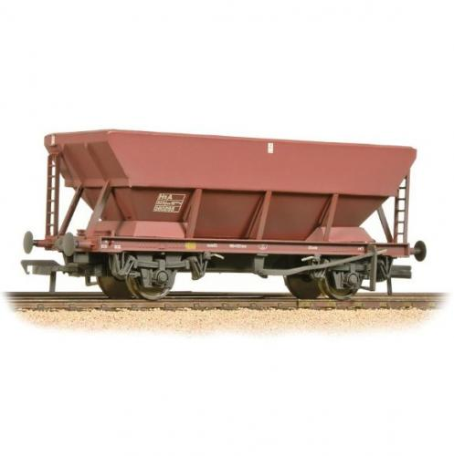 38-005D Bachmann 46T Hopper HSA BR Bauxite (weathered)