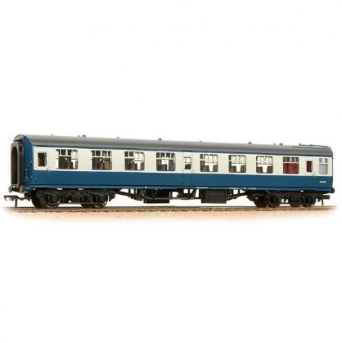 39-050D Bachmann Mk1 SO BR Blue & Grey