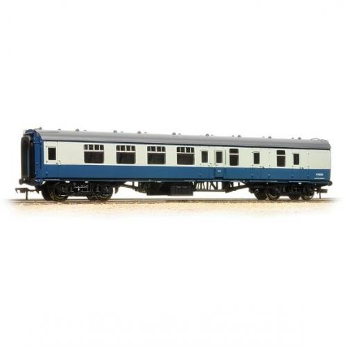 39-075C Bachmann Mk1 BSK Brake Second Corridor BR Blue & Grey