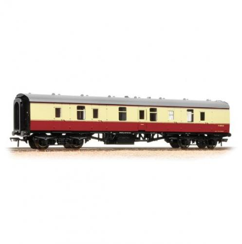 39-177C Bachmann Mk1 BG Full Brake BR Crimson/Cream