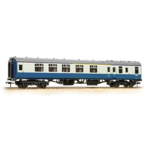 39-225A Bachmann Mk1 BCK Brake Composite BR Blue/Grey