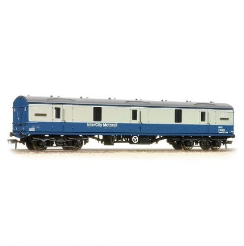 39-274 Bachmann Mk1 GUV BR InterCity Motorail Blue & Grey