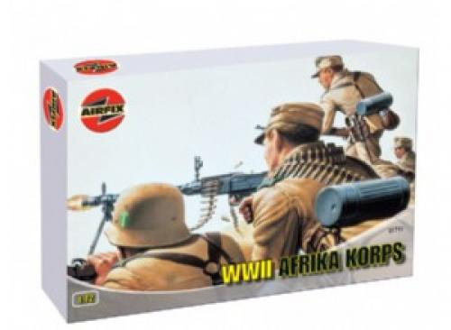 A00711-Airfix-AFRICA CORPS (1:72)