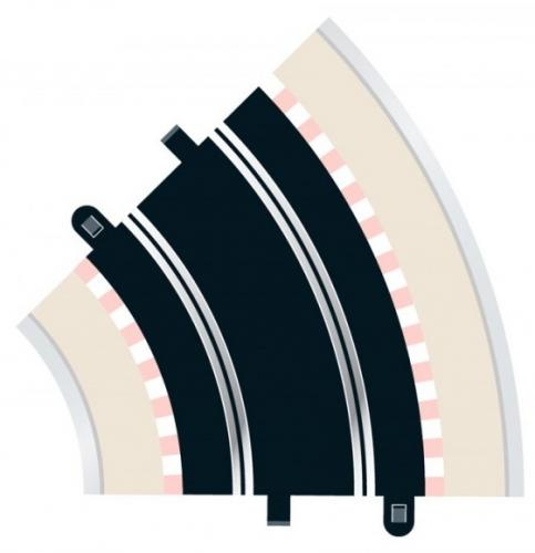 C8206 Radius 2 Curve - single