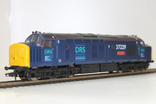 ViTrains Class 37 DRS Livery
