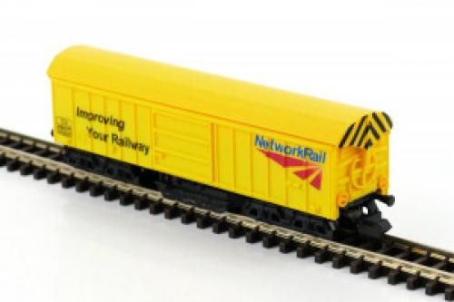 GM2420101-Gaugemaster-Network Rail Track Cleaning Wagon