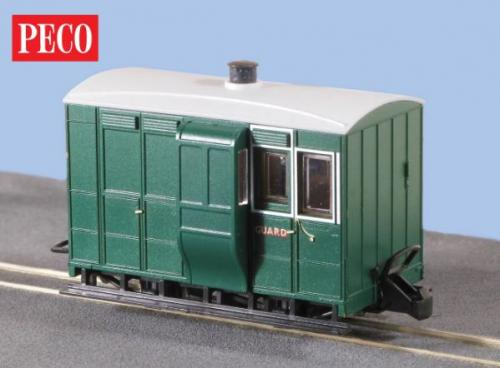 GR-530 Peco Glyn Valley Brake Coach