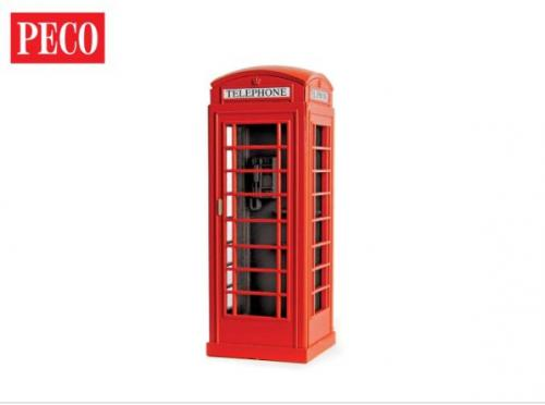 LK-760 Peco O Gauge Telephone Box