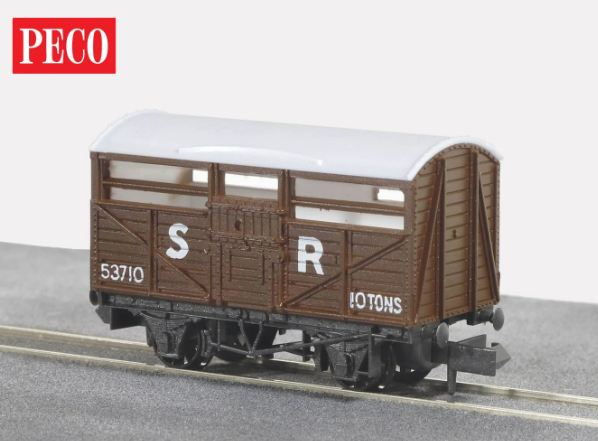 NR-45S PecoSR Cattle Wagon
