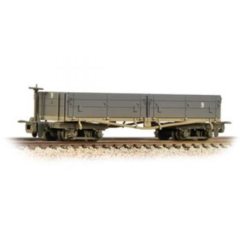 Open Bogie Wagon Nocton Estates L. R. Grey Weathered