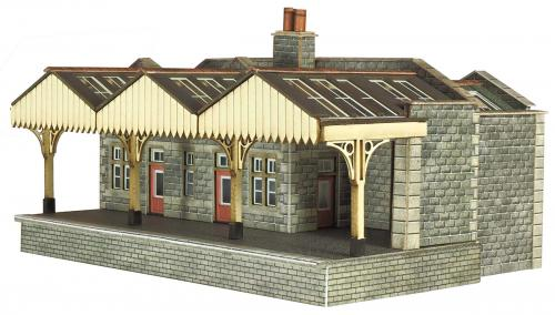 PN921 Metcalfe N Scale Parcel Offices