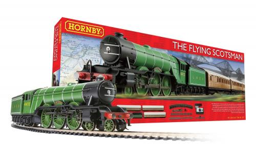 R1167 Hornby Flying Scotsman Set (Three Coaches)