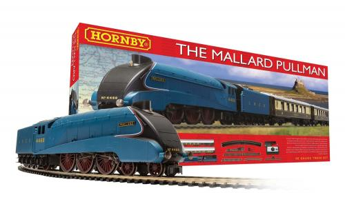 R1202 Hornby Mallard Pullman Train Set - UK Exclusive