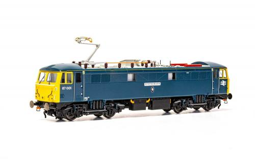 R3739 Hornby BR Class 87 Bo-Bo 87001 Royal Scot and Stephenson
