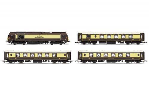 R3750 Hornby Belmond, 'British Pullman' Train Pack - Era 11