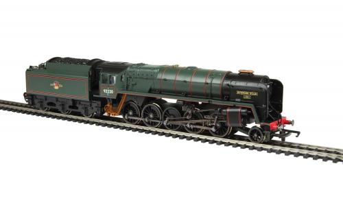 R3821-Hornby-BR 92220 Evening Star Centenary Year Limited Edition - 1971