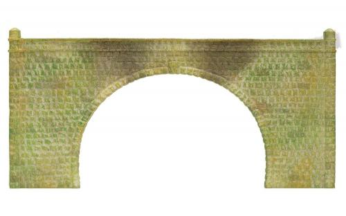 R8511 Hornby Tunnel Portals Double-Stone