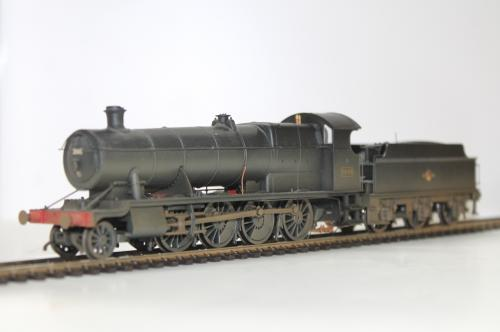 Hornby Class 28xx Weathered