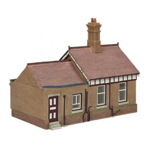 44-091C Scenecraft Bluebell Office and Store Room Crimson & Cr