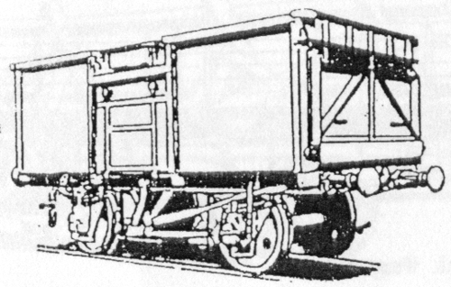 BR 16T Mineal Wagon (unfitted)